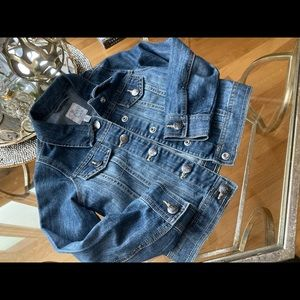 Children's place Jean jacket for little girl